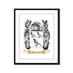 Giovani Framed Panel Print