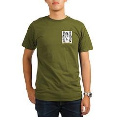 Giovanetti Organic Men's T-Shirt (dark)