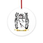 Giovanetti Ornament (Round)