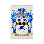 Giorgione Rectangle Magnet (100 pack)