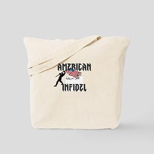 AMERICAN INFIDEL 2 Tote Bag