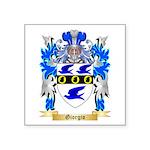 Giorgio Square Sticker 3