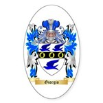 Giorgio Sticker (Oval 50 pk)