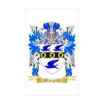 Giorgetti Sticker (Rectangle 50 pk)