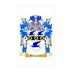 Giorgeschi Sticker (Rectangle 50 pk)