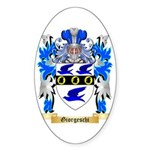 Giorgeschi Sticker (Oval 10 pk)