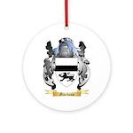 Giordano Ornament (Round)