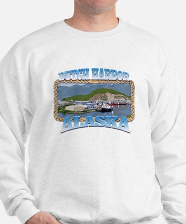 DUTCH HARBOR ALASKA Sweatshirt