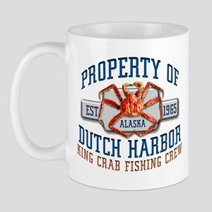 DUTCH HARBOR CRABBING Mug