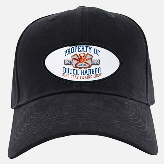 DUTCH HARBOR CRABBING Baseball Hat