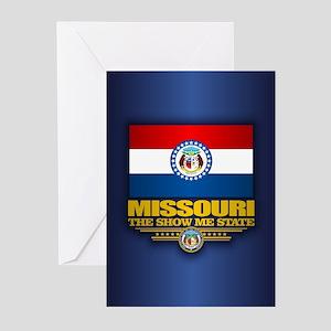 Missouri (v15) Greeting Cards