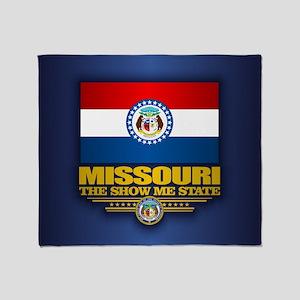 Missouri (v15) Throw Blanket