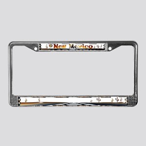 Le Bear New Mexico - License Plate Frame