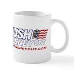 Push Cheney Out coffee mug