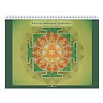 Yantra & Mandala Calendar (with 13 paintings)