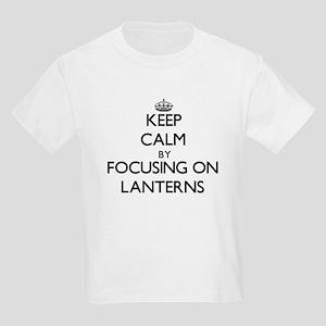Keep Calm by focusing on Lanterns T-Shirt