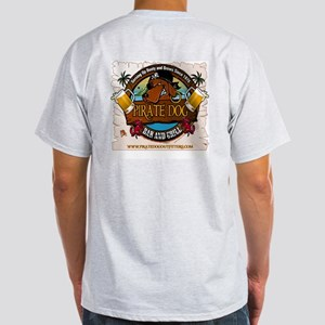 Pirate Dog Bar & Grill Light T-Shirt