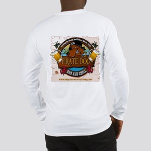 Pirate Dog Bar & Grill Long Sleeve T-Shirt