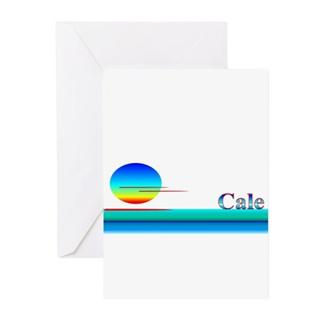 Cale Greeting Cards (Pk of 10)