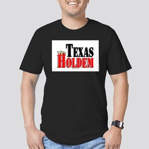 Texas Holdem Ash Grey T-Shirt