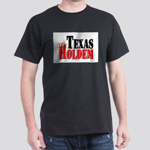 Texas Holdem Ash Grey T-Shirt