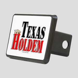 Texas Holdem Rectangular Hitch Cover