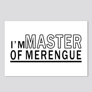 Am Master Of Merengue Postcards (Package of 8)