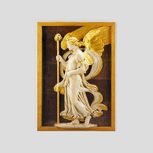 Golden Angel 5'x7'Area Rug
