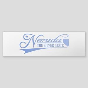 Nevada State of Mine Bumper Sticker