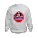No Amnesty Kids Sweatshirt