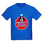 No Amnesty Kids Dark T-Shirt