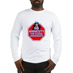 No Amnesty Long Sleeve T-Shirt