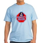 No Amnesty Light T-Shirt