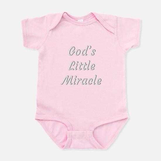 God's little miracle Body Suit