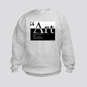 Art Kids Sweatshirt