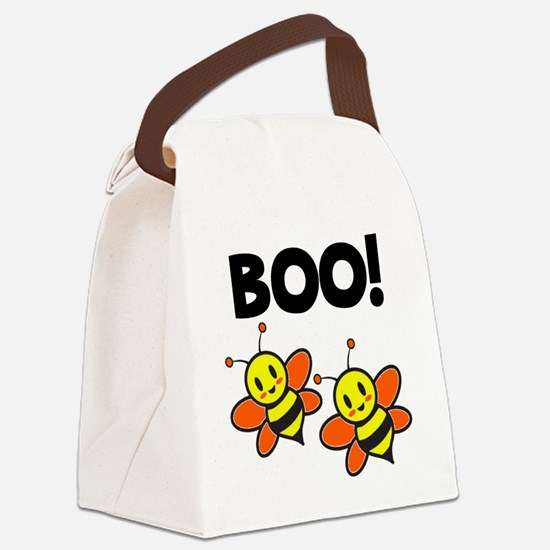 Boo Bees Canvas Lunch Bag
