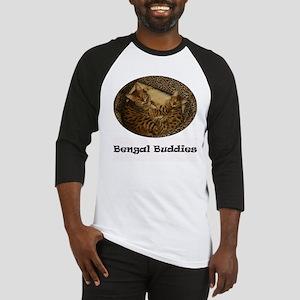 Bengal Buddies 2 Baseball Jersey
