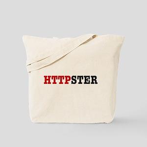 HTTPSTER Tote Bag