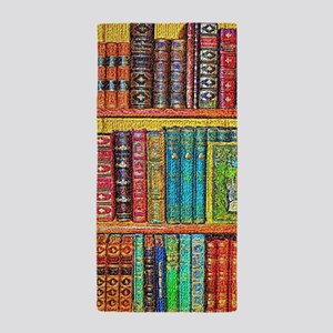 Library Beach Towel