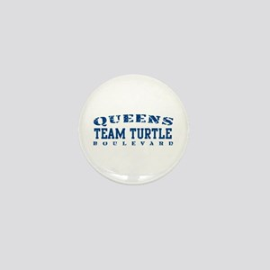 Team Turtle - Queens Blvd Mini Button