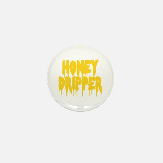 Honey Dripper Mini Button