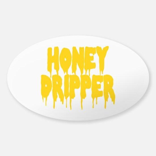 Honey Dripper Decal
