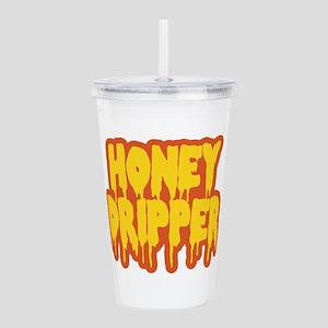 Honey Dripper Acrylic Double-wall Tumbler