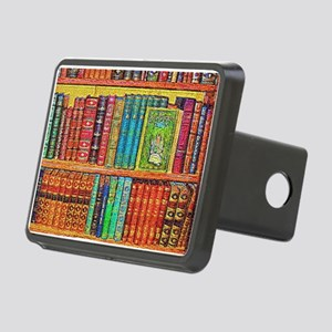 Library Rectangular Hitch Cover