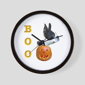 Boston Boo Wall Clock