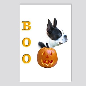 Boston Boo Postcards (Package of 8)
