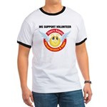 MS SUPPORT VOLUNTEER T-Shirt