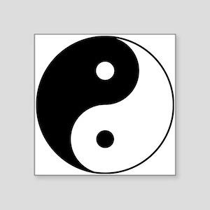Classic YinYang Sticker