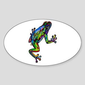 FROG HEIGHTS Sticker