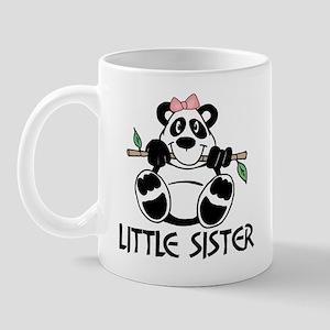Cute Panda Little Sister Mug